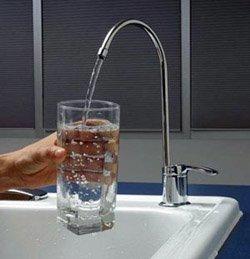 Установка фильтра очистки воды город Новодвинск