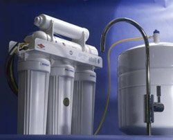 Установка фильтра очистки воды в Новодвинске